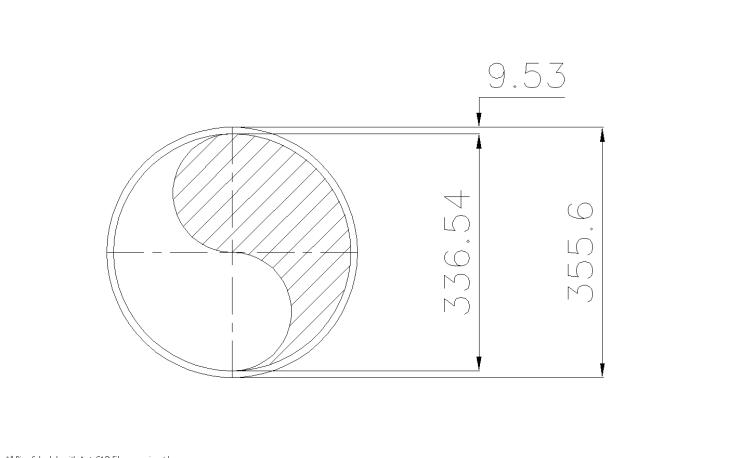 Schedule STD Pipe 14 Inch DN350