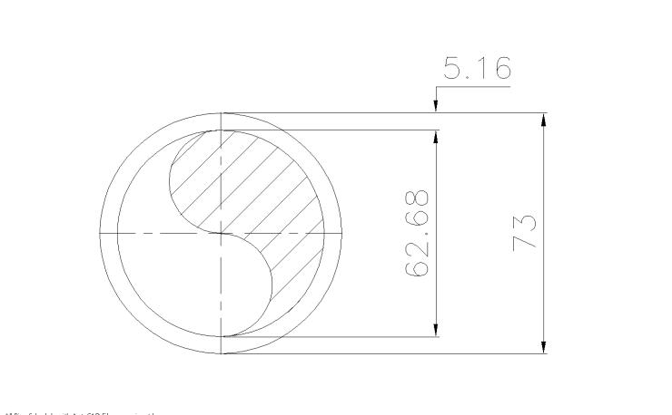 Schedule STD Pipe 2 1/2 Inch DN65