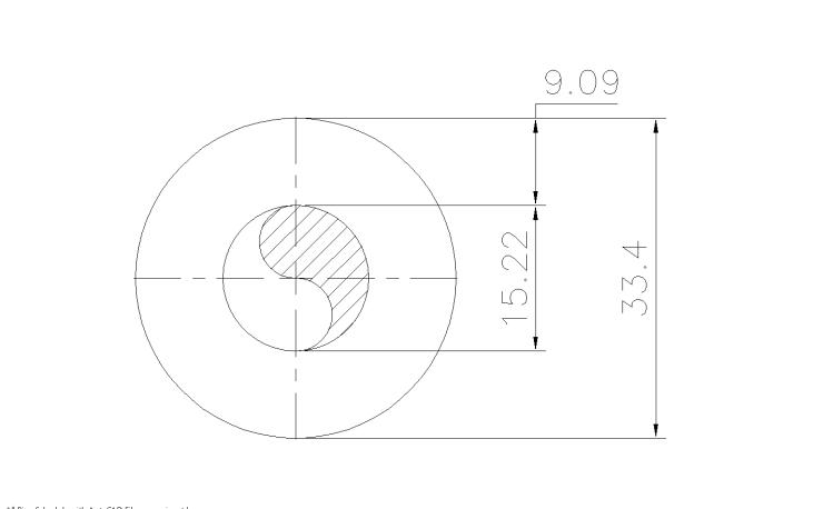 Schedule XXS Pipe 1 Inch DN25