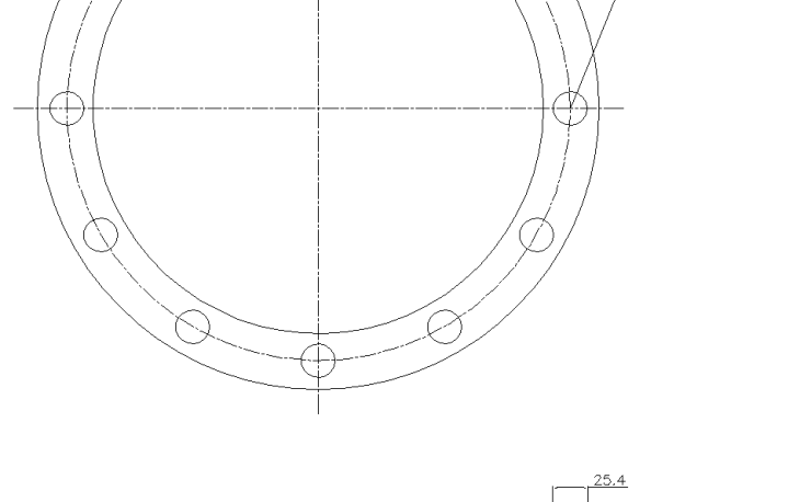 Blind Flange 10 Inch Class 150