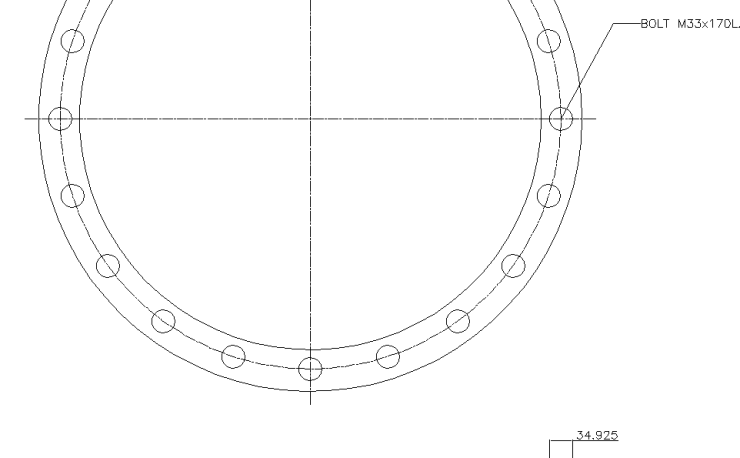 Blind Flange 24 Inch Class 150