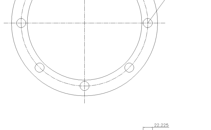 Blind Flange 8 Inch Class 150