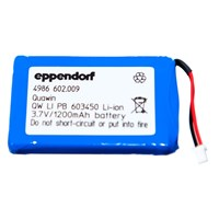 stream / Xstream & Repeater E3, E3x, Li-ion Rechargeable Battery (Eppendorf)