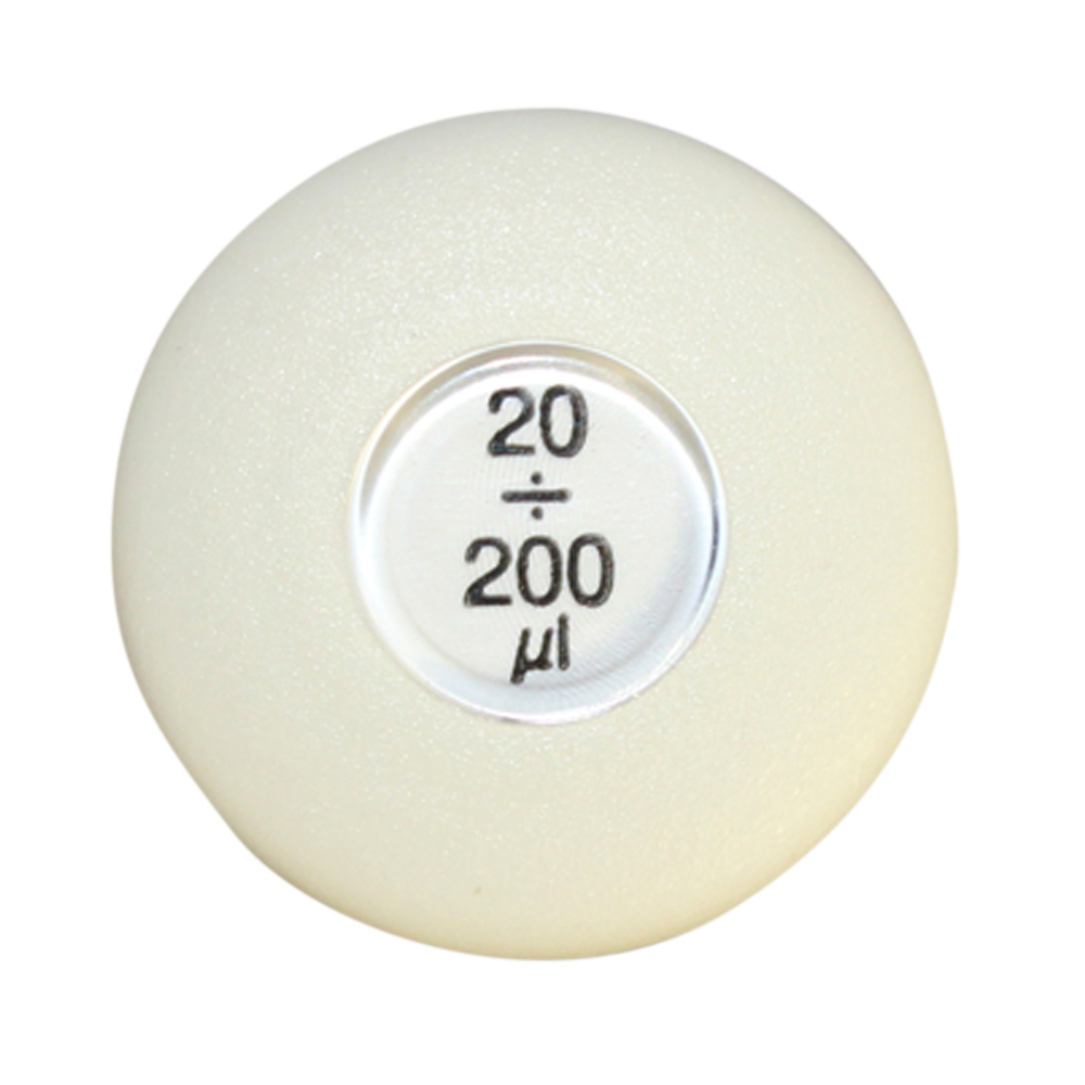 Beta-Pette / GENEMate Light Grey Push Button, Single & Multichannel, 200μl (Labnet)