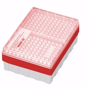 SoftFit-L, 200μL, Sterile, Tray w/Hinged Covers, fits Rainin LTS, 4800 tips (Rainin)