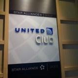 成田空港:ユナイテッド航空ラウンジ「ユナイテッドクラブ」訪問レポート!