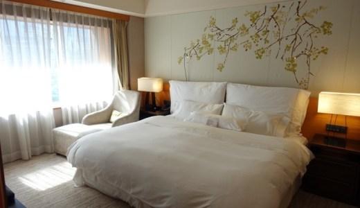 ウェスティン台北 宿泊記:SPGアメックスでスイートルームにアップグレード!お部屋レポート