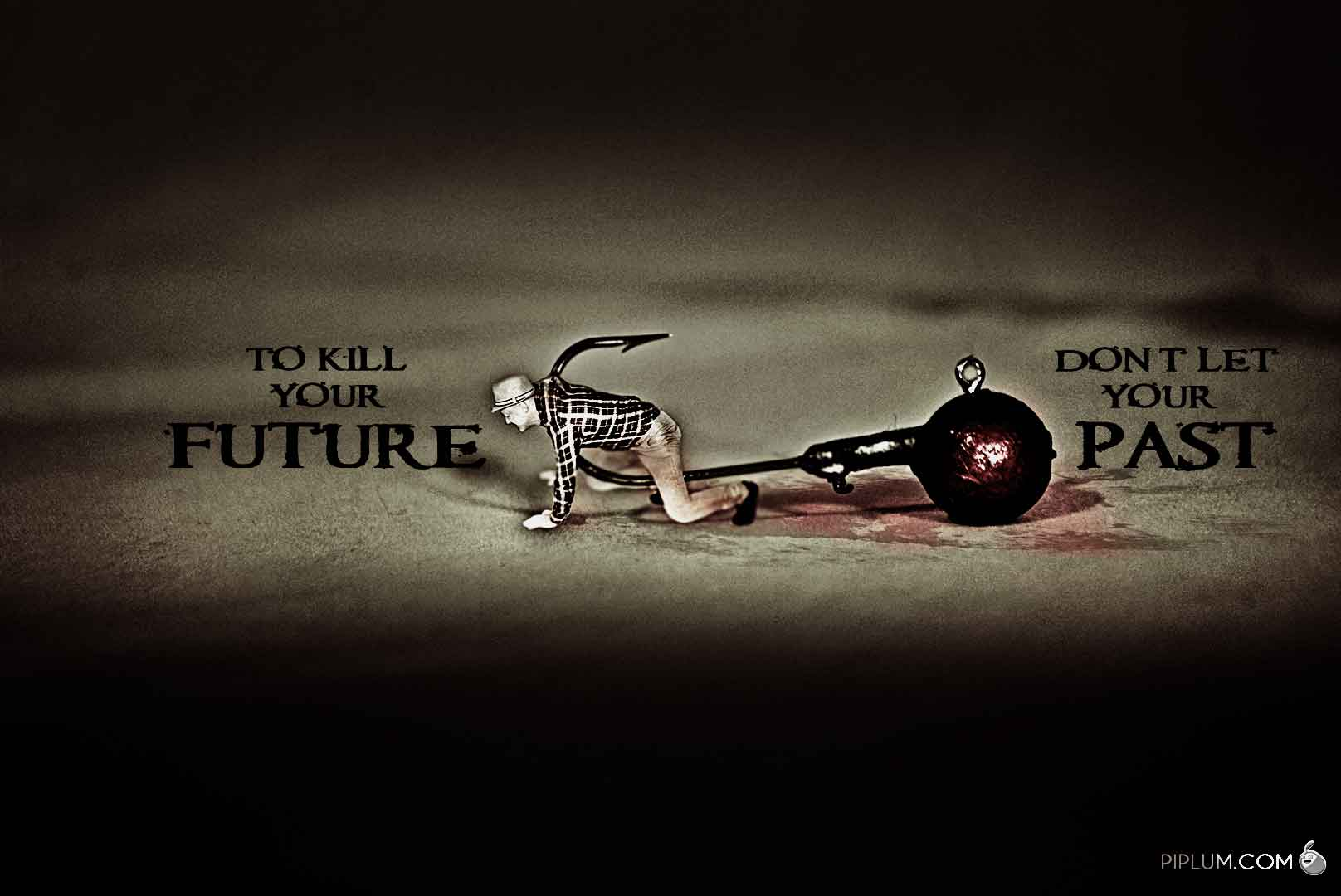 """DON'T-LET-YOUR-PAST-KILL-YOUR-FUTURE"