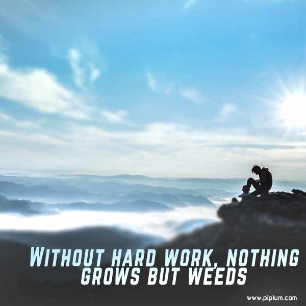 Without-hard-work-nothing-grows-but-weeds-Inspirational-quote