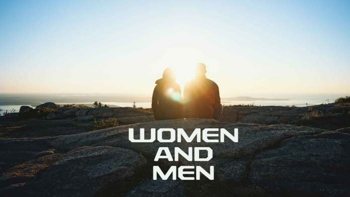 women-and-men-life-quote-couple-sunset-togethr-love
