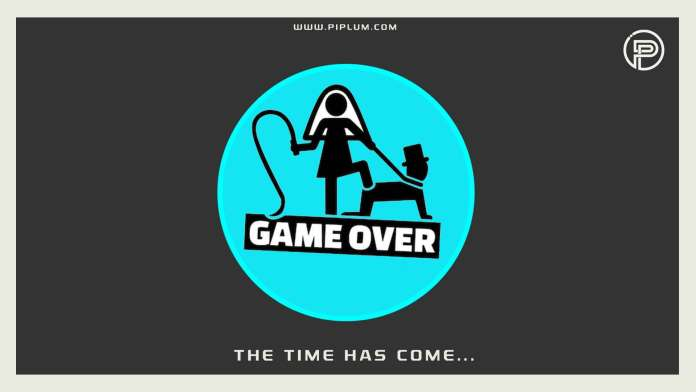 Game-over-The-time-has-Come-Bachelor-party-ideas-Stags-and-Hens-inspirational-funny-quote