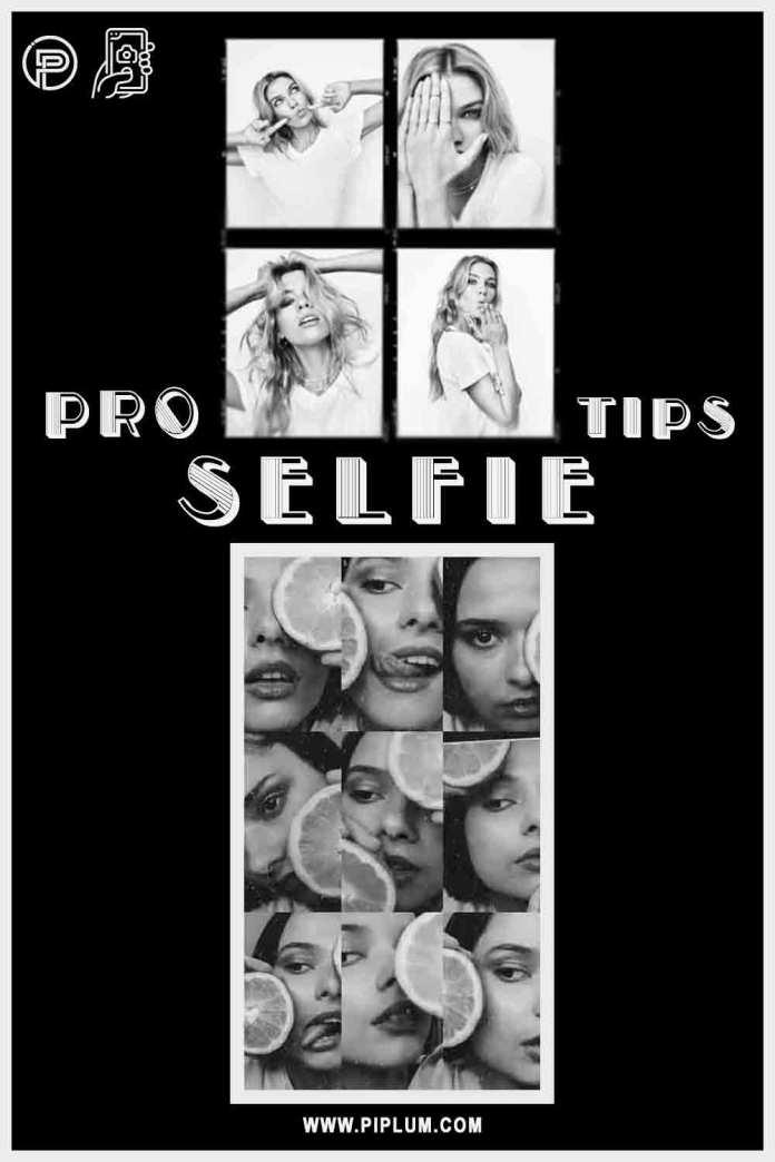 pro-selfie-tips-for-women-poster