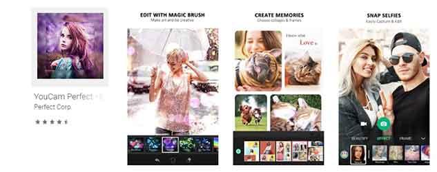 YouCam-fac-editing-app-2020-collage