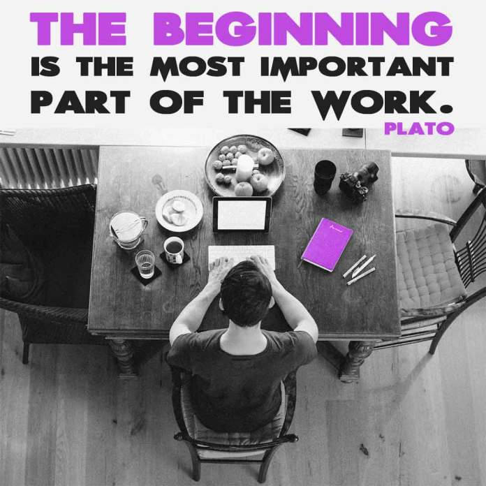 The-beginning-is-the-most-important-part-of-the-work-Quote-motivational-plato-greek-ancient-wisdom-office