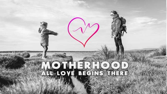 Motherhood-Begins-There-mom-daughter-trying-to-cross-river-life-lesson