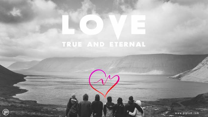 Eternal-love-quote-group-people-friends-family-travel