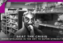 Beat-the-crisis-Inner-stillness-is-the-key-to-outer-strength.-Inspirational-recession-quote-covid-19-coronavirus