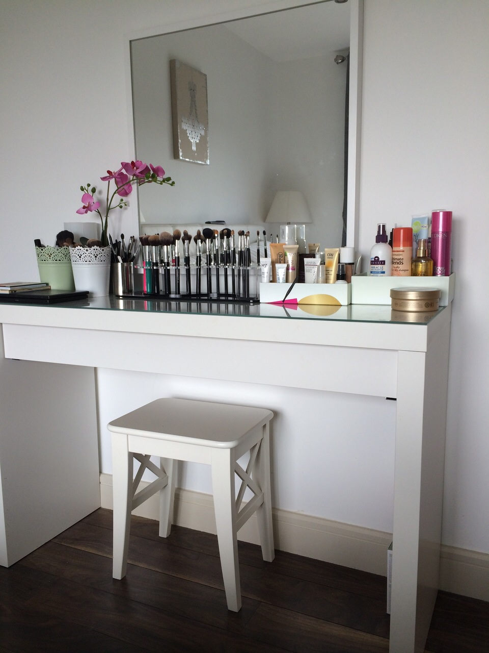 My Make Up Table And Storage Pippa OConnor Official