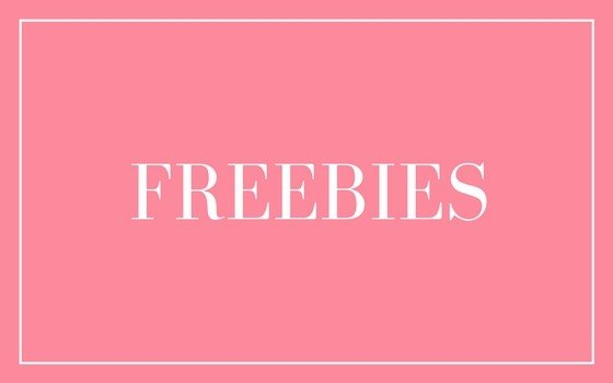 Freebies pippapiemaker.com