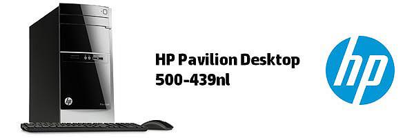 PC HP Pavilion 500-439nl