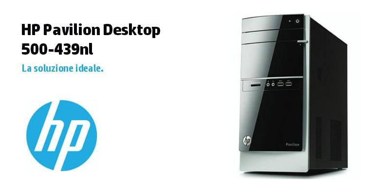 PC Pavilion HP 500-439nl
