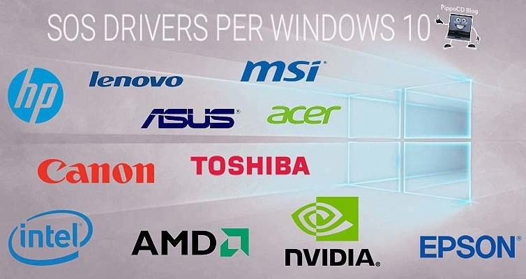Windows 10 Drivers
