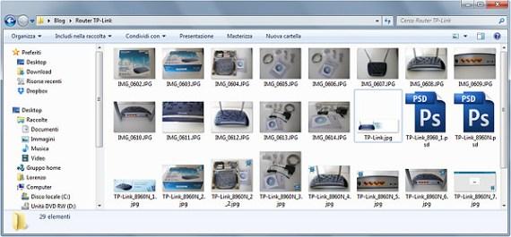 Anteprima file Photoshop