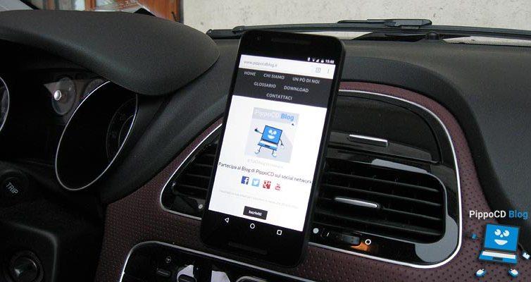 Clingo supporto per smartphone