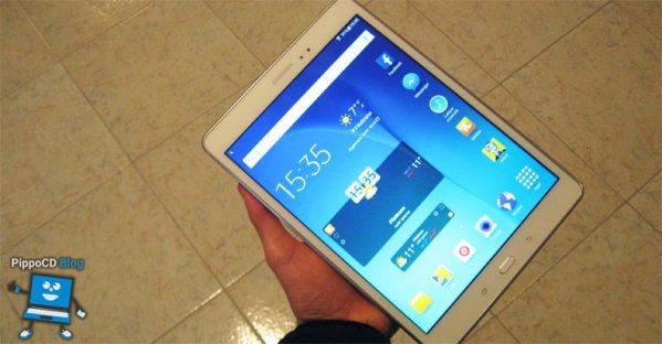 Samsung Galaxy Tab A recensione