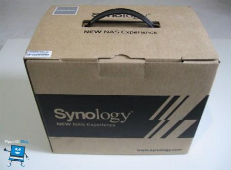 Synology DS216se scatola