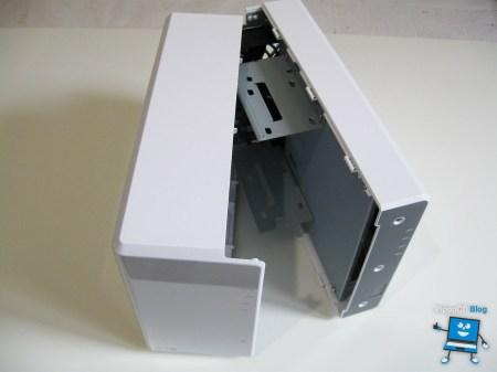 Synology DS216se apertura box