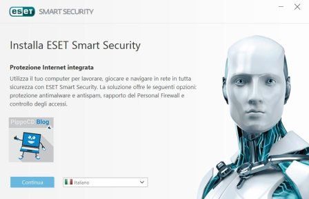 eset smart security installazione