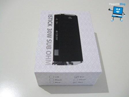Eleaf iStick 30W scatola