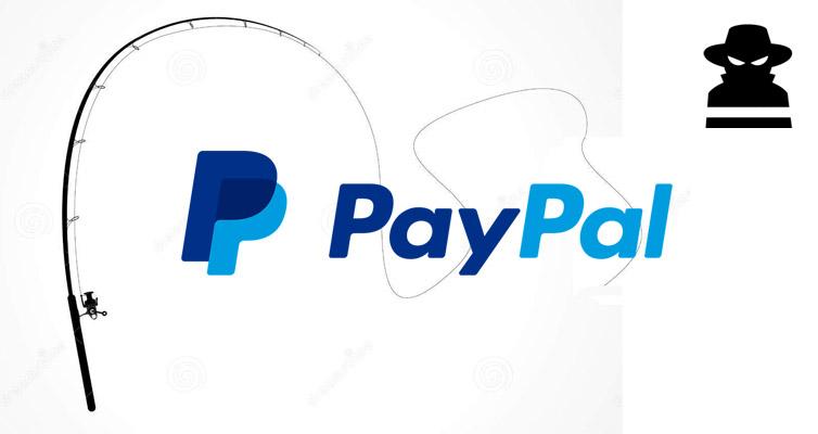Phishing Paypal