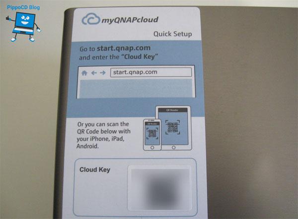 NAS QNAP TS-453A cloud key