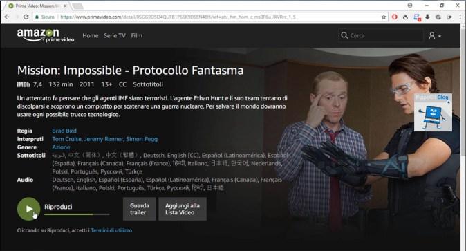 Amazon Prime Video film
