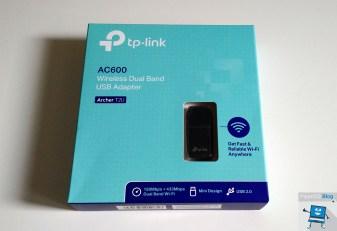TP-Link Archer T2U adattatore wi-fi USB