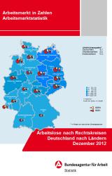 Arbeitsmarkt Deutschland Dezember 2012