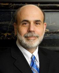 Fed Präsident Ben Bernanke