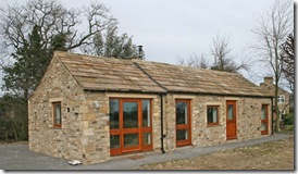 eco-friendly, geothermal heating, low carbon footprint, Wensleydale
