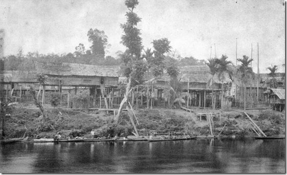DayakLonghouses1894Tropenmuseum