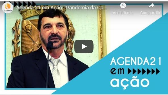 Agenda 21 em Ação – A pandemia da Covid-19 em Piracicaba