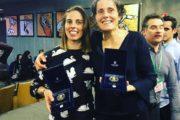 Amaia Osaba Olaberri distinguida con la medalla del Comité Olímpico Español