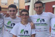 Ibai Tolosa Gómez y Peio Satrústegui Garate 9º en la  Copa de España de 3000 metros