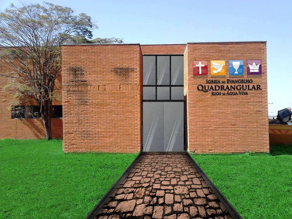Igreja Quadrangular está em Águas de São Pedro desde 2000.  (Reprodução/Facebook)