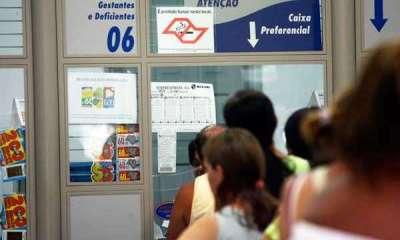 Loterias Caixa: Você pode realizar suas apostas nas casas lotéricas de todo o país