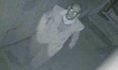 Homem que invadia residências para filmar mulheres tomando banho é detido