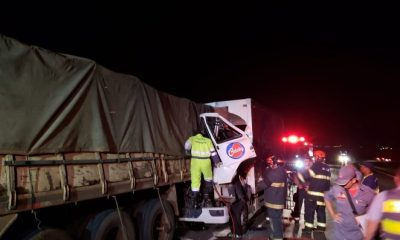 Homem de 51 anos morre em grave acidente na Rodovia do Açúcar (SP-308)