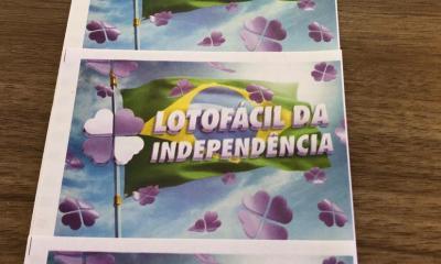 lotofácil da independência