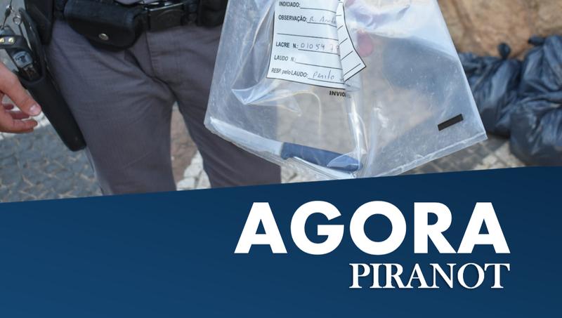 Em Piracicaba, indivíduo é preso após desferir várias facadas na mulher - PIRANOT